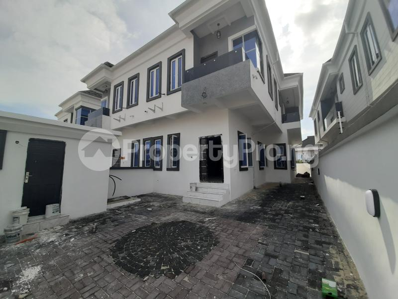 4 bedroom Semi Detached Duplex House for sale Osapa london  Osapa london Lekki Lagos - 2