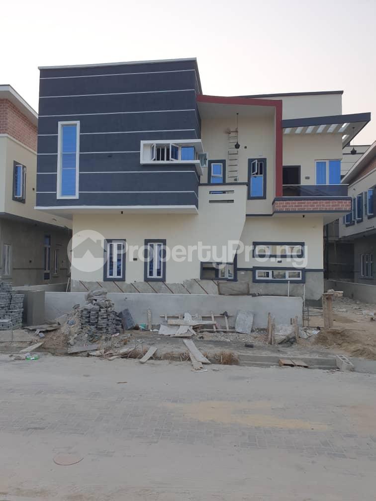 4 bedroom Semi Detached Duplex House for sale Buena Vista Estate by Chevron Toll Gate by Orchid hotel Road, Lekki Lagos. chevron Lekki Lagos - 2