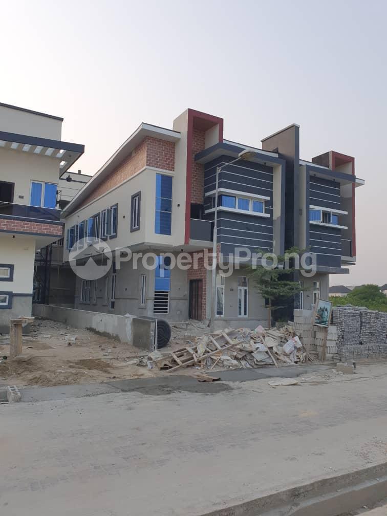 4 bedroom Semi Detached Duplex House for sale Buena Vista Estate by Chevron Toll Gate by Orchid hotel Road, Lekki Lagos. chevron Lekki Lagos - 0