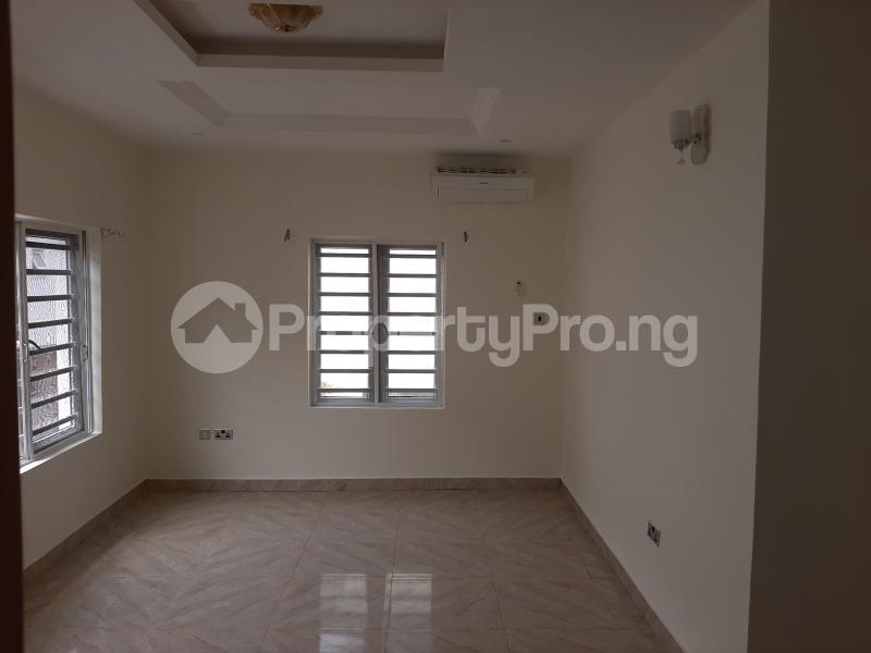 4 bedroom Semi Detached Duplex for rent Shoprite Road, Monastery Road Sangotedo Ajah Lagos - 5