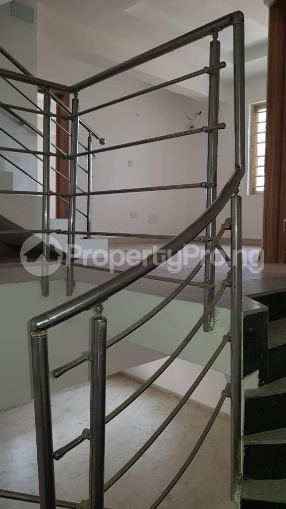 4 bedroom Terraced Duplex for rent Alaka Estate Off Western Avenue Alaka Estate Surulere Lagos - 3