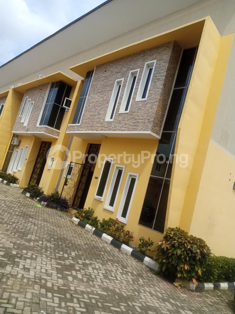 4 bedroom Terraced Duplex for rent Aerodrome Gra Samonda Ibadan Oyo - 0