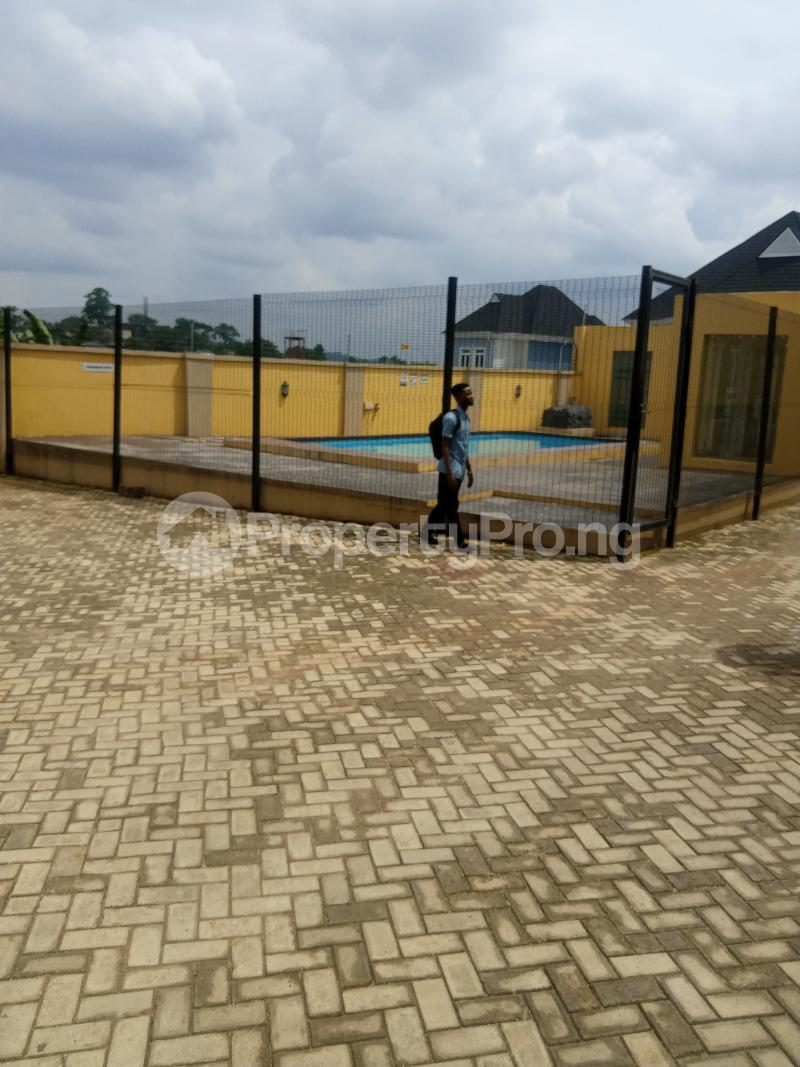 4 bedroom Terraced Duplex for rent Aerodrome Gra Samonda Ibadan Oyo - 1