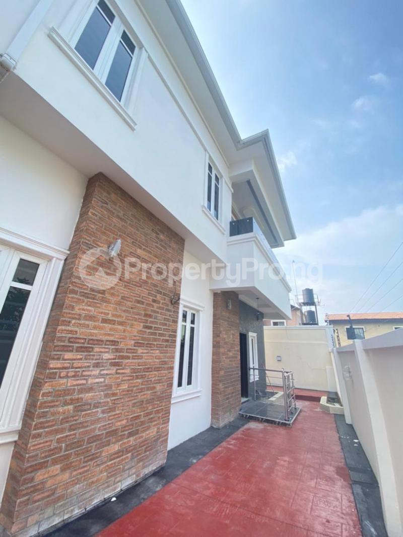 4 bedroom Terraced Duplex for sale Orchid Lekki Lekki Lagos - 1