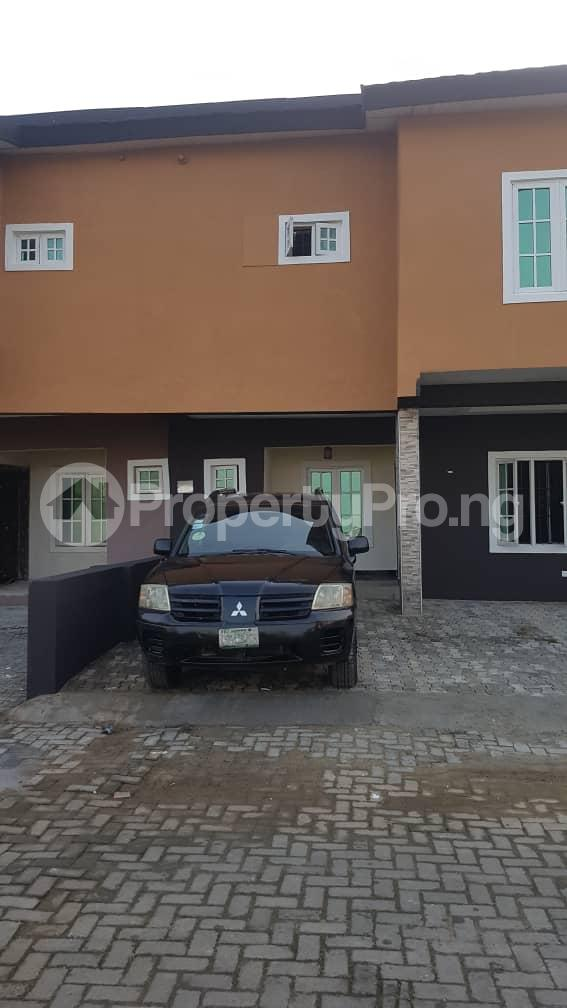4 bedroom Terraced Duplex for sale Lekki Gardens Phase 2(by Abraham Adesanya) Lekki Gardens estate Ajah Lagos - 9