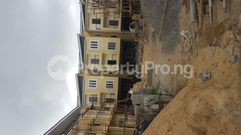 4 bedroom Terraced Duplex House for rent Coker Road Ilupeju Lagos - 0
