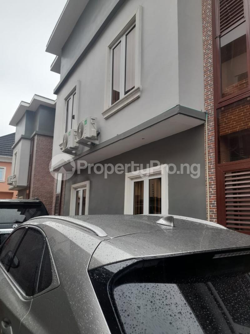 4 bedroom Terraced Duplex for rent Millenuim/UPS Gbagada Lagos - 3