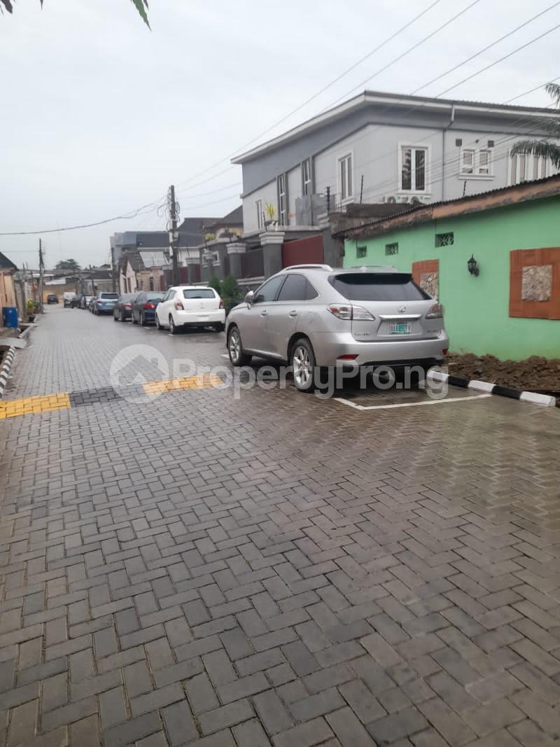 4 bedroom Terraced Duplex for rent Millenuim/UPS Gbagada Lagos - 14