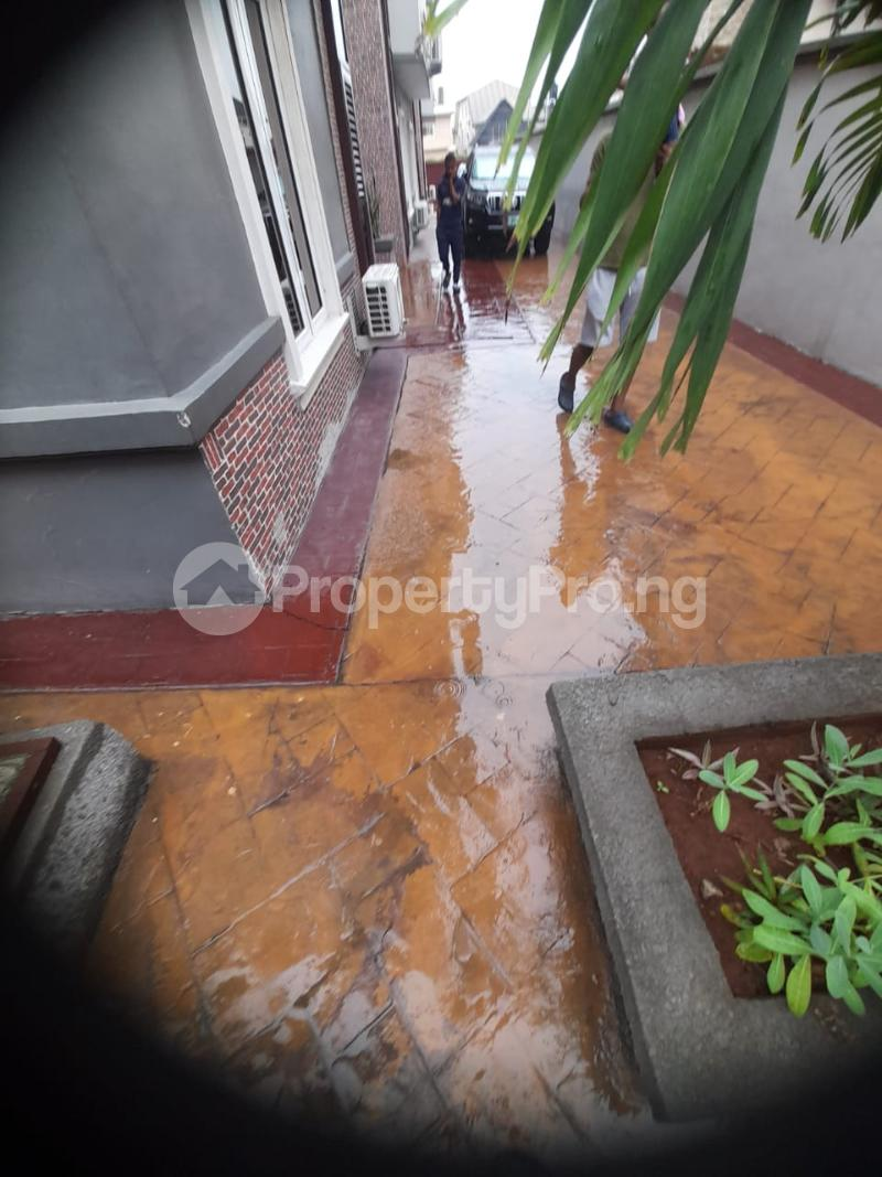 4 bedroom Terraced Duplex for rent Millenuim/UPS Gbagada Lagos - 2