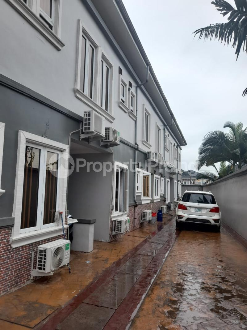 4 bedroom Terraced Duplex for rent Millenuim/UPS Gbagada Lagos - 7