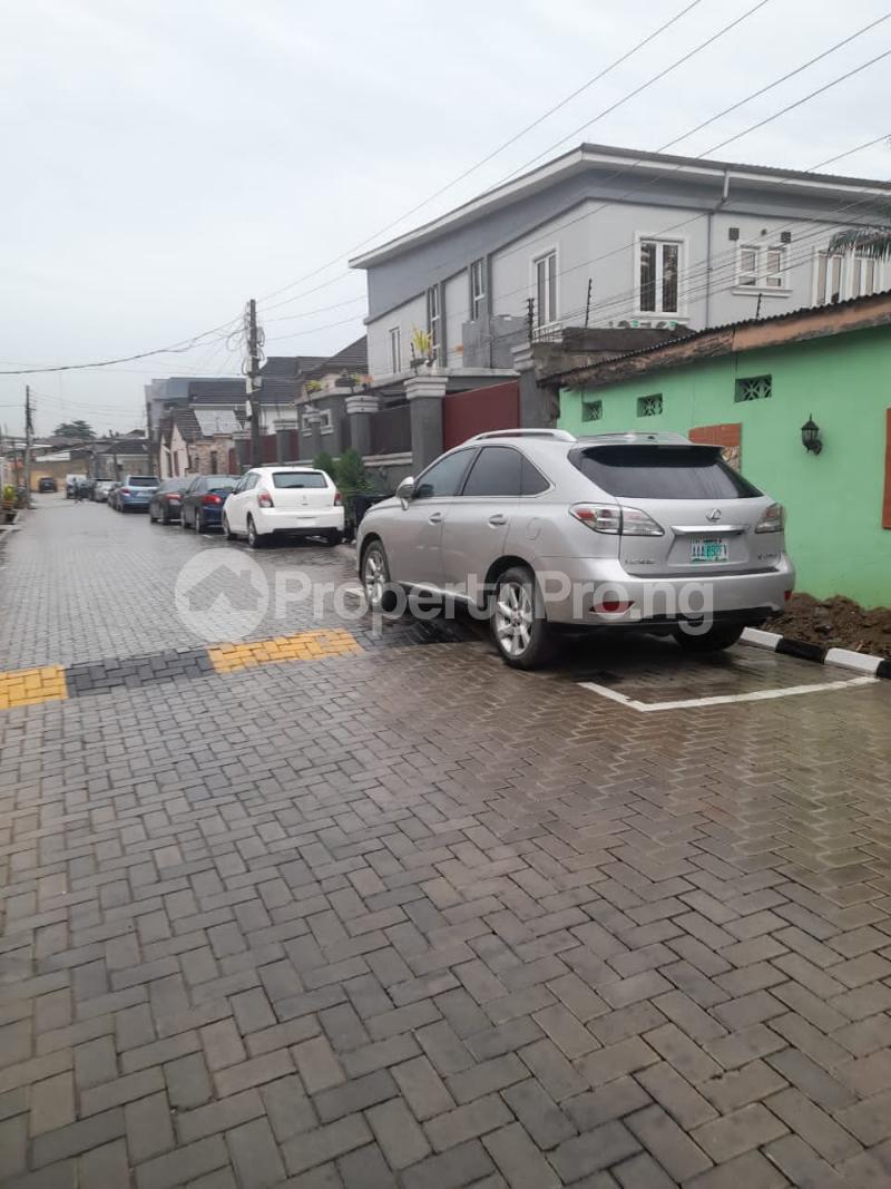 4 bedroom Terraced Duplex for rent Millenuim/UPS Gbagada Lagos - 8