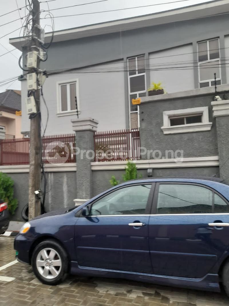 4 bedroom Terraced Duplex for rent Millenuim/UPS Gbagada Lagos - 13
