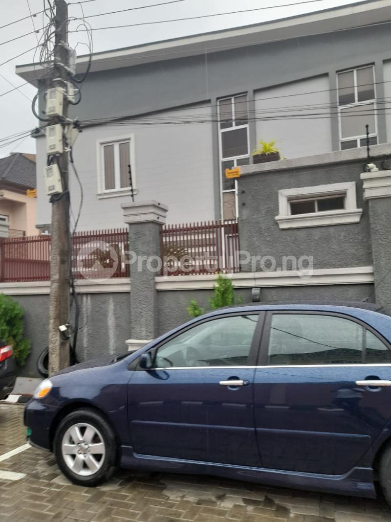 4 bedroom Terraced Duplex for rent 4bedroom Terrace Duplex With Bq At Okealo Millennium Estate Gbagada 4.5m Sc 600k Gbagada Lagos - 3