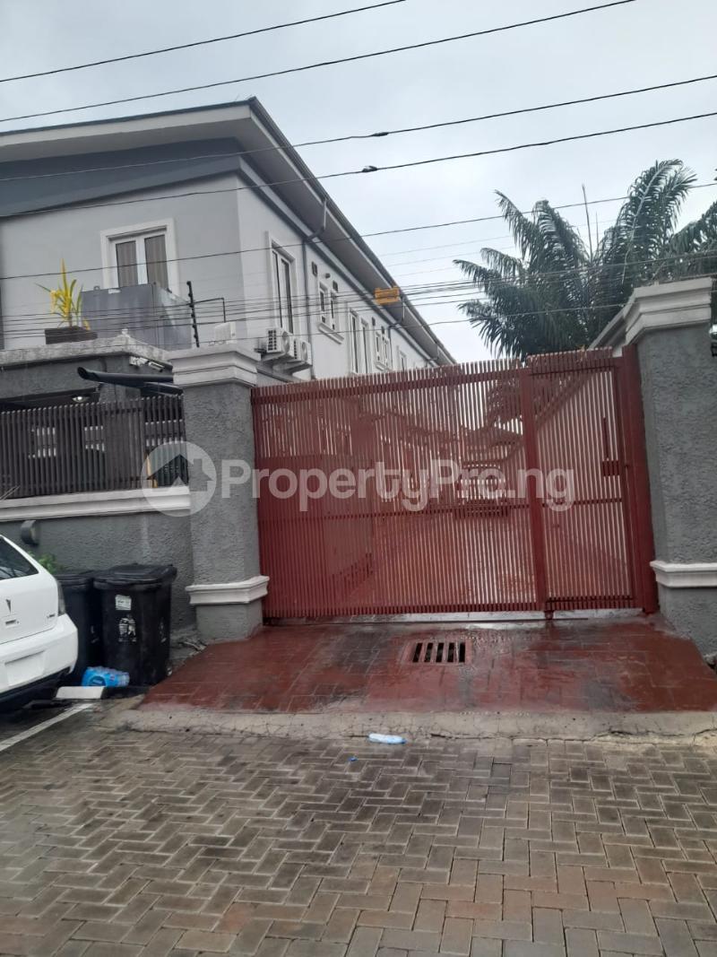4 bedroom Terraced Duplex for rent 4bedroom Terrace Duplex With Bq At Okealo Millennium Estate Gbagada 4.5m Sc 600k Gbagada Lagos - 0