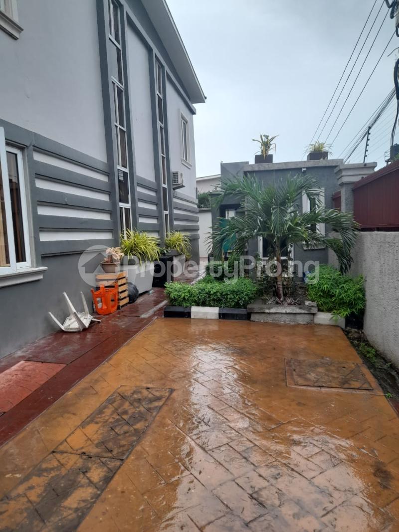 4 bedroom Terraced Duplex for rent 4bedroom Terrace Duplex With Bq At Okealo Millennium Estate Gbagada 4.5m Sc 600k Gbagada Lagos - 5