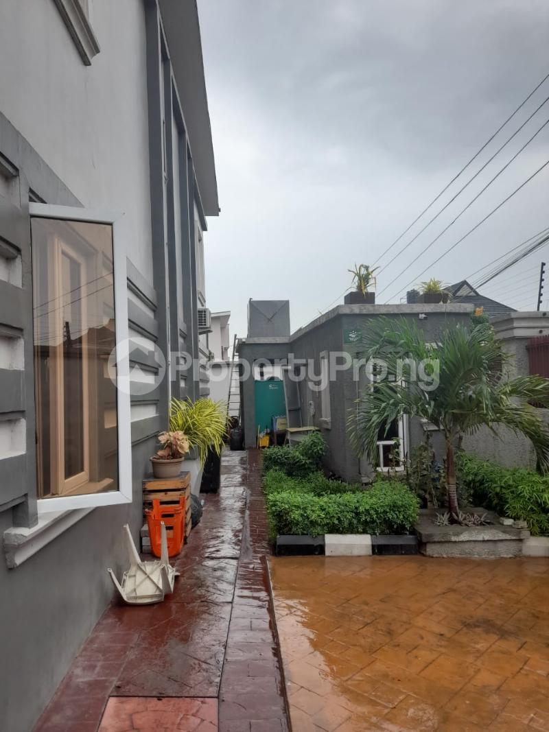 4 bedroom Terraced Duplex for rent 4bedroom Terrace Duplex With Bq At Okealo Millennium Estate Gbagada 4.5m Sc 600k Gbagada Lagos - 8