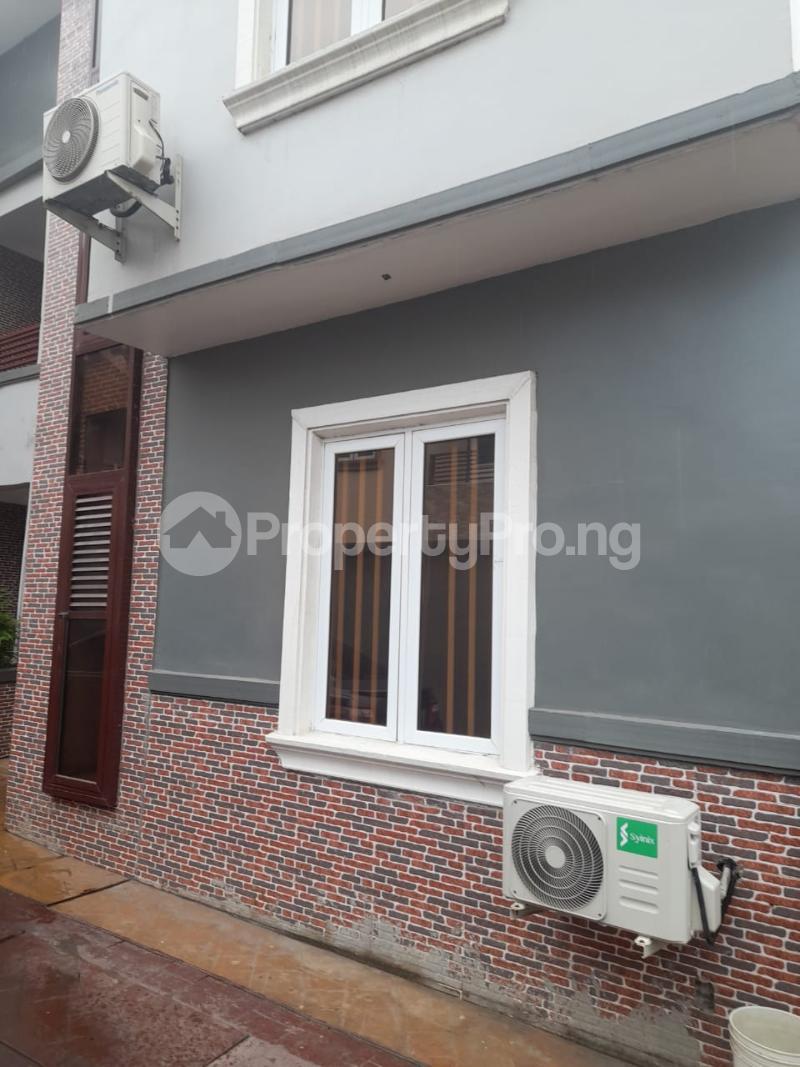 4 bedroom Terraced Duplex for rent 4bedroom Terrace Duplex With Bq At Okealo Millennium Estate Gbagada 4.5m Sc 600k Gbagada Lagos - 4