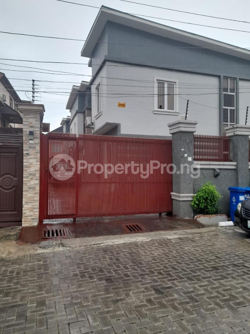4 bedroom Terraced Duplex for rent 4bedroom Terrace Duplex With Bq At Okealo Millennium Estate Gbagada 4.5m Sc 600k Gbagada Lagos - 1