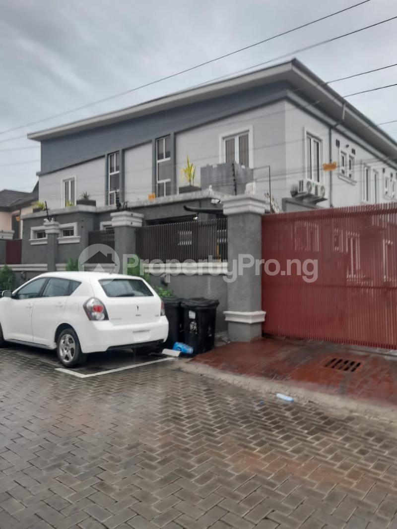 4 bedroom Terraced Duplex for rent Millenuim/UPS Gbagada Lagos - 5