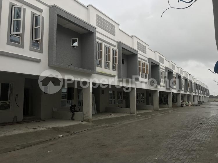 4 bedroom Terraced Duplex House for sale victoria bay estate chevron lekki  chevron Lekki Lagos - 0