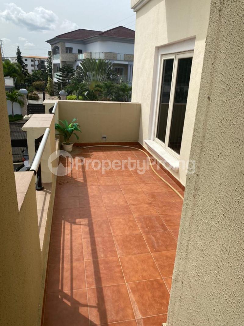 4 bedroom Detached Duplex House for rent Banana Island Ikoyi Lagos - 6
