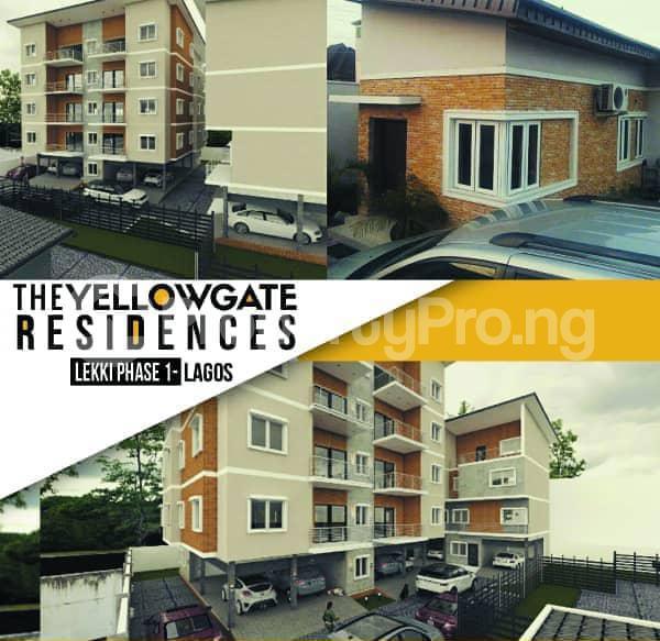 4 bedroom House for sale Lekki Phase 1 Lekki Lagos - 4