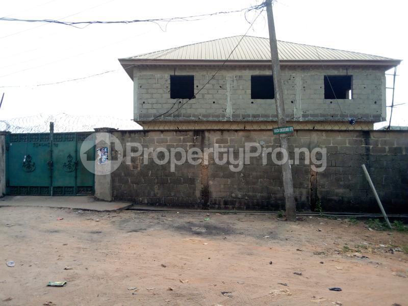 Mini flat for sale Police Post Iba Ojo Lagos - 4
