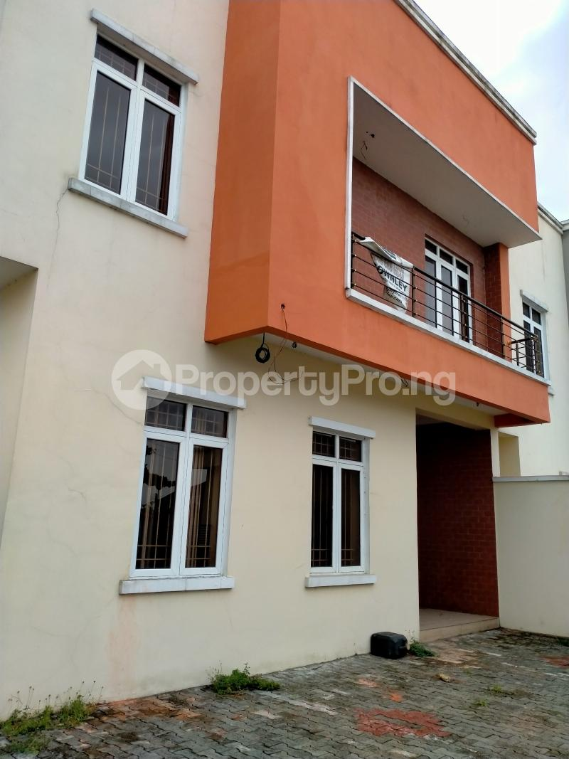 4 bedroom Semi Detached Duplex House for sale Atlantic View Estate off New Road Igbo-efon Lekki Lagos - 23