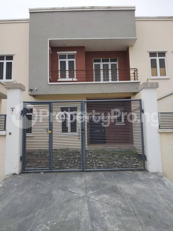 4 bedroom Semi Detached Duplex House for sale Atlantic View Estate off New Road Igbo-efon Lekki Lagos - 2