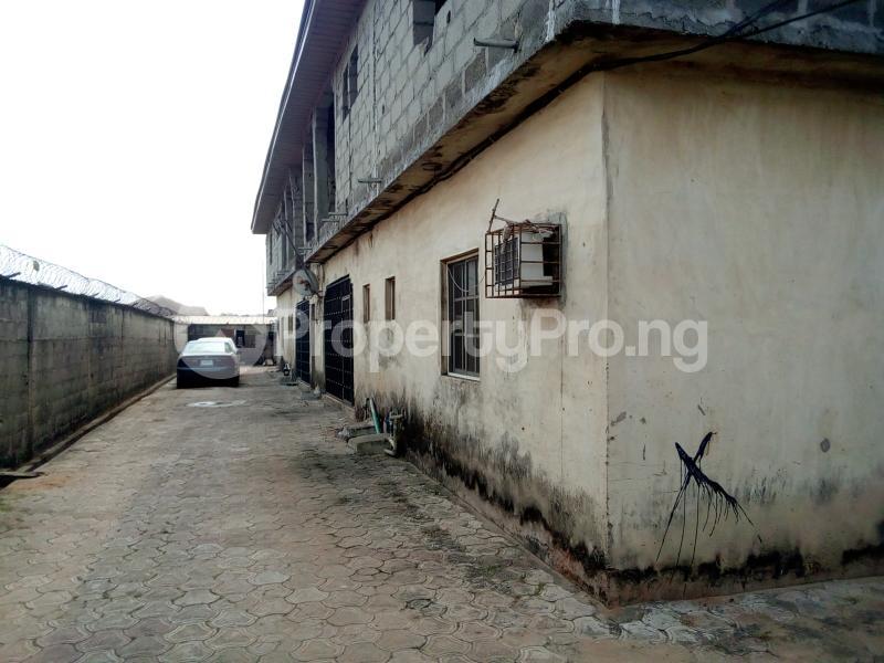 Mini flat for sale Police Post Iba Ojo Lagos - 1