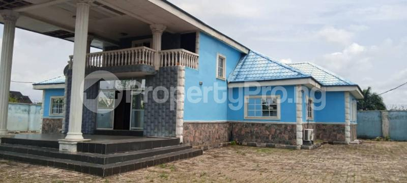 4 bedroom Commercial Property for sale Off airport Rd Benin city Esan Central Edo - 4