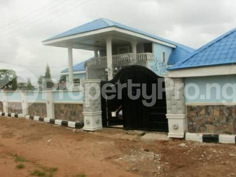 4 bedroom Commercial Property for sale Off airport Rd Benin city Esan Central Edo - 1
