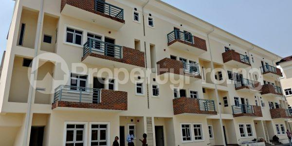 4 bedroom Flat / Apartment for rent Igbo-efon Lekki Lagos - 1