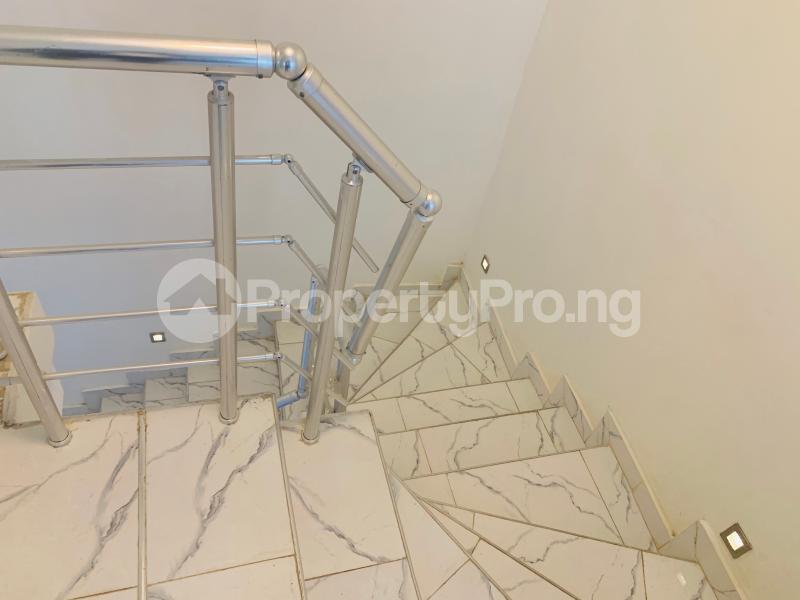 4 bedroom Semi Detached Duplex House for sale Bera Estate  chevron Lekki Lagos - 4