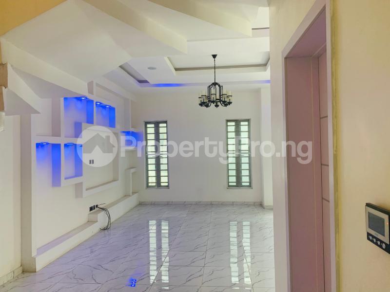 4 bedroom Semi Detached Duplex House for sale Bera Estate  chevron Lekki Lagos - 12
