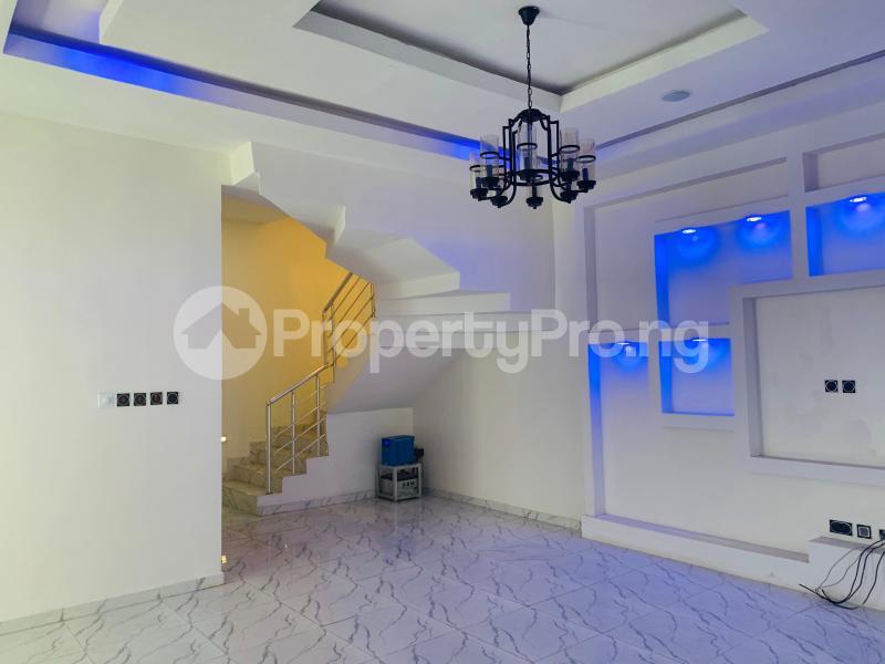 4 bedroom Semi Detached Duplex House for sale Bera Estate  chevron Lekki Lagos - 10