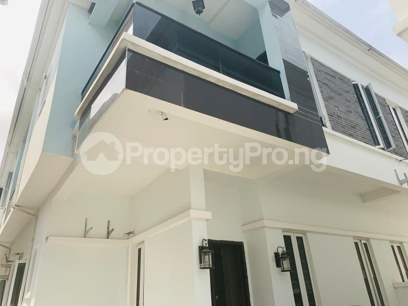 4 bedroom Semi Detached Duplex House for sale Bera Estate  chevron Lekki Lagos - 5