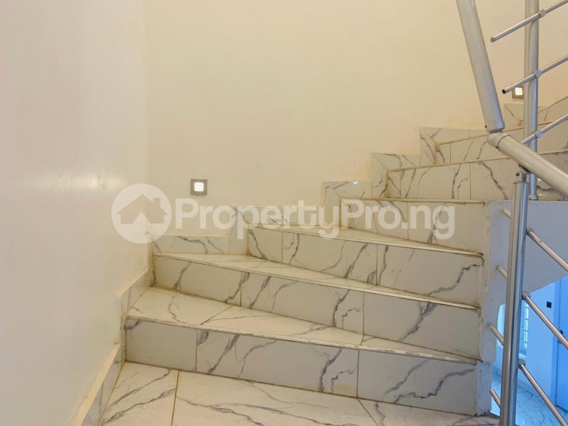4 bedroom Semi Detached Duplex House for sale Bera Estate  chevron Lekki Lagos - 13