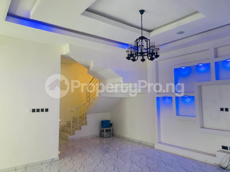4 bedroom Semi Detached Duplex House for sale Bera Estate  chevron Lekki Lagos - 9