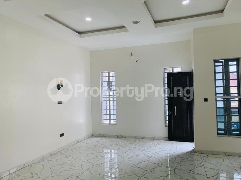 4 bedroom Semi Detached Duplex House for sale Bera Estate  chevron Lekki Lagos - 15