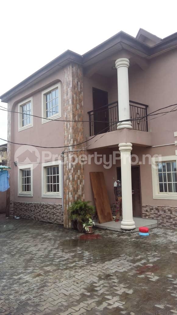 4 bedroom Terraced Duplex House for rent Medina  Medina Gbagada Lagos - 0