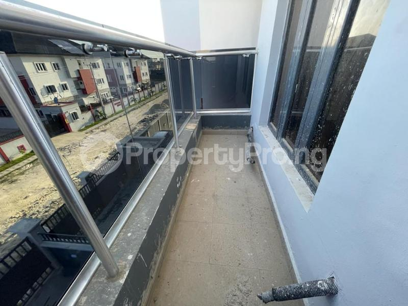 4 bedroom Terraced Duplex House for sale Behind Enyo Filling Station, Chisco Bustop  Ikate Lekki Lagos - 12