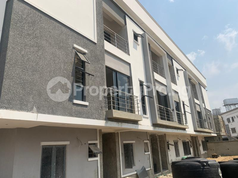 4 bedroom Terraced Duplex House for sale Off Orchid Road 2nd Toll Gate chevron Lekki Lagos - 0
