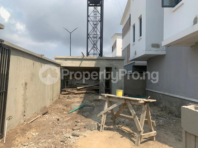 4 bedroom Terraced Duplex House for sale Off Orchid Road 2nd Toll Gate chevron Lekki Lagos - 1