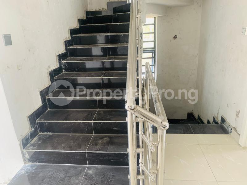 4 bedroom Terraced Duplex House for sale Off Orchid Road 2nd Toll Gate chevron Lekki Lagos - 10