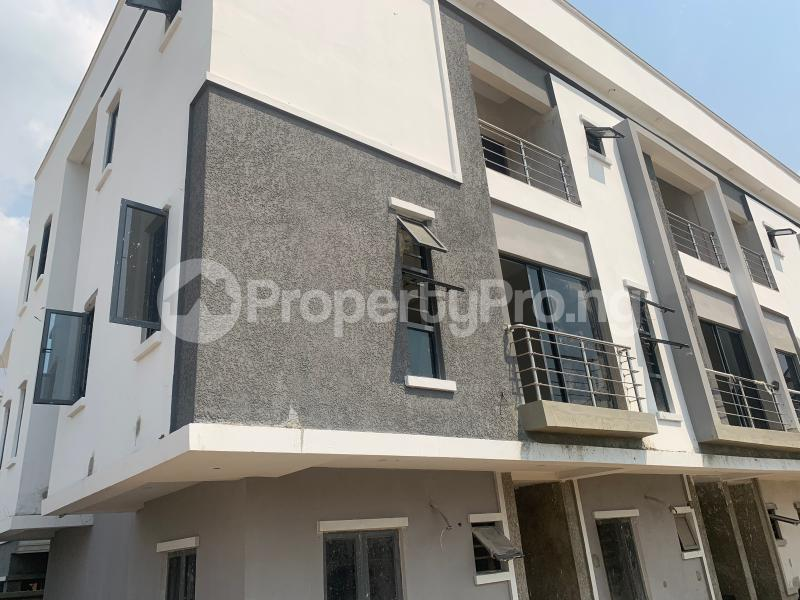 4 bedroom Terraced Duplex House for sale Off Orchid Road 2nd Toll Gate chevron Lekki Lagos - 11