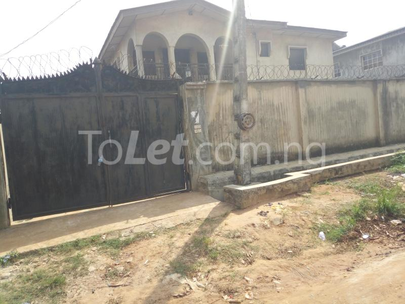 3 bedroom Flat / Apartment for sale Oriokuta  Agric Ikorodu Lagos - 0