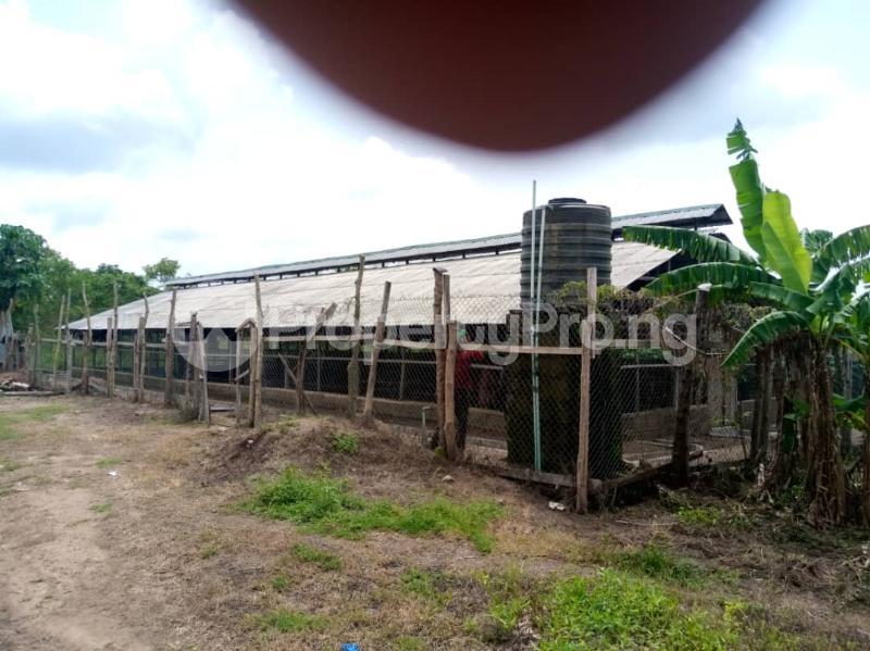 Commercial Land Land for sale ... Alabata Abeokuta Ogun - 0