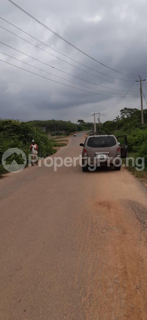 Commercial Land Land for sale  fesu road close to olooba area Iwo Iwo Osun - 0