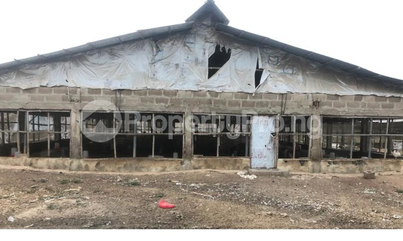 Factory Commercial Property for sale  badeku area alakia ibadan Airport Egbeda Oyo - 3